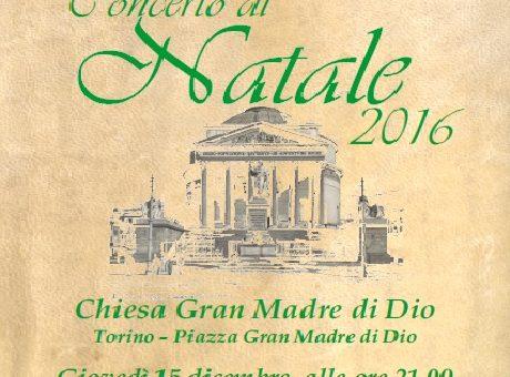 #Concerto di Natale del Coro A.N.A. Sezione Torino