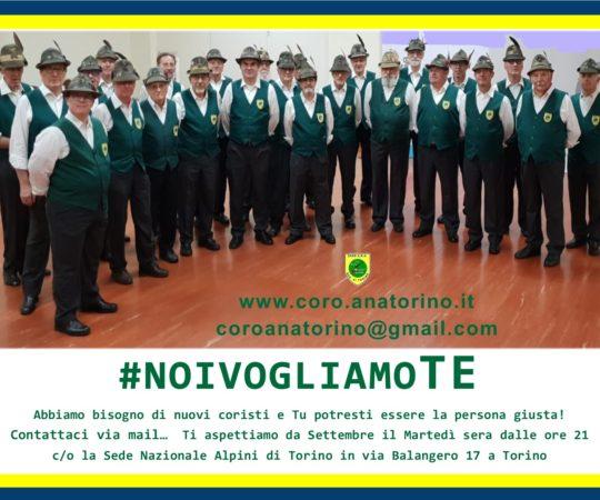 #noivogliamoTE